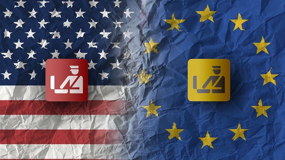 Europe : Commerce Extérieur : Guerre commerciale, le prix à payer