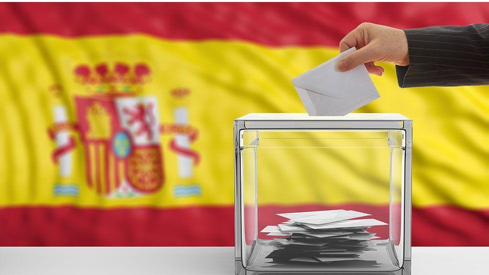 Infographie - Elections espagnoles