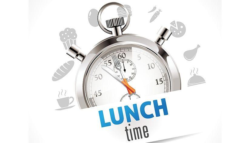 La pause déjeuner à l'heure de l'innovation