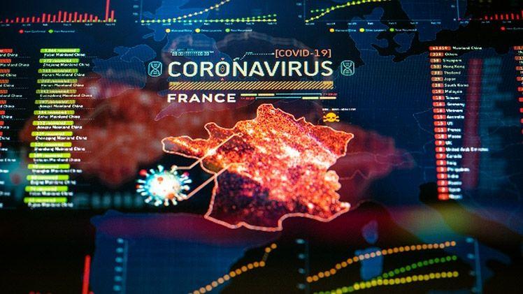 France – Covid-19 : tendances semaine du 19 au 26 avril 2020