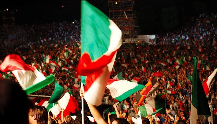 Italie – Combien valent les Sardines : 6 000, 250 000 ou 25% ?