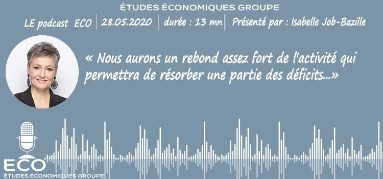 Podcast – Soutenabilité des dettes publiques… quelle trajectoire de sortie de crise pour les États ?