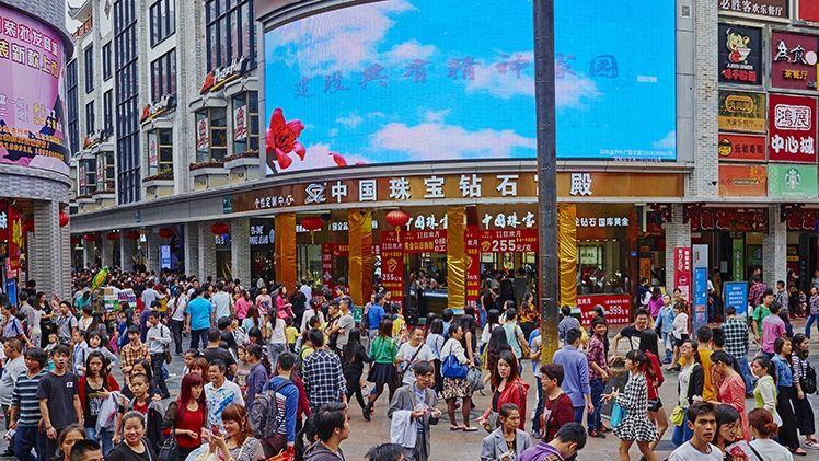 La Chine ralentit à court, moyen et long terme