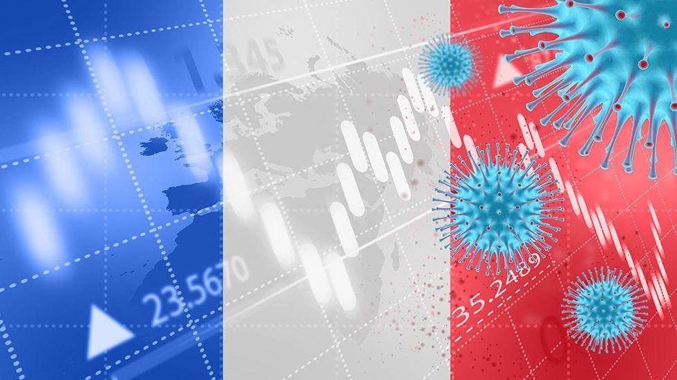 France ‒ Scénario 2021-2022 : comme une lueur au bout du tunnel