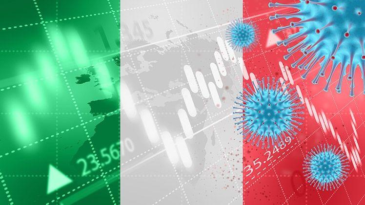 Italie – Un marché du travail gelé en 2020