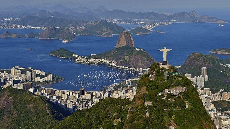 Brésil – La quadrature du cercle