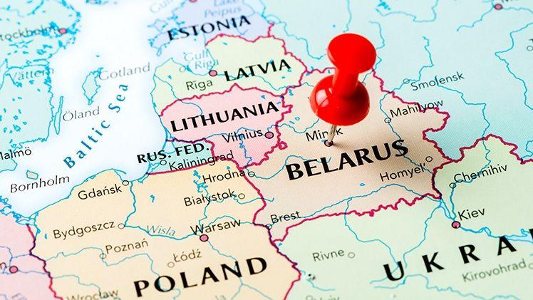 Bélarus – Panne d'essence à Minsk