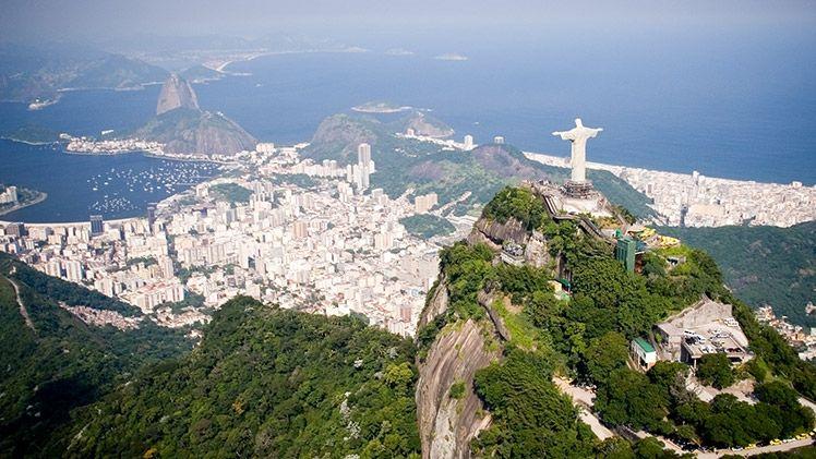 Brésil – Un vrai V (qui ne préjuge pas de la reprise à venir)