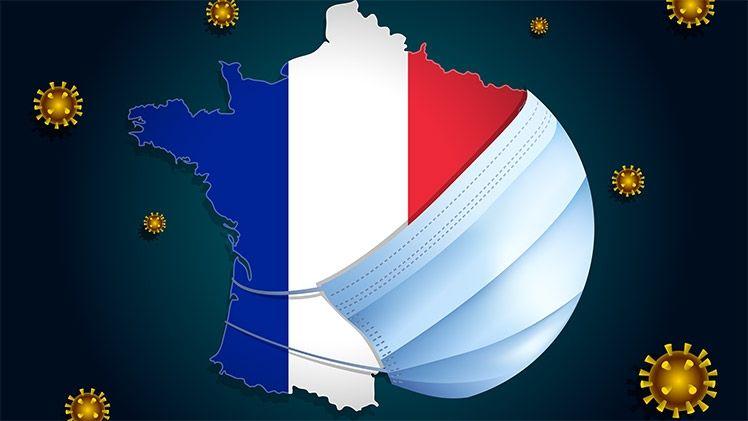 France – Confinement, le troisième