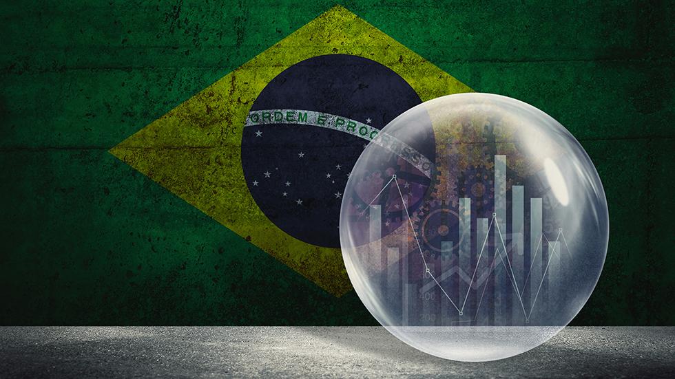 Brésil – Beaucoup de taux et d'inflation, un peu plus de croissance