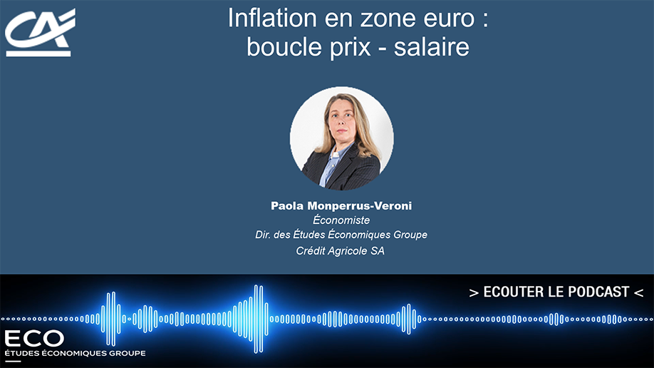 L'inflation en zone euro : boucle prix-salaire
